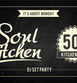 Soul Kitchen Night 19/03