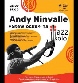 Andy Ninvalle и Jazz Kolo